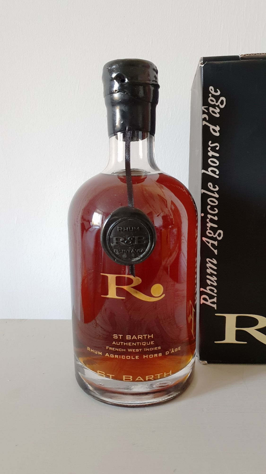 Rhum R. de St Barth AuthentiqueRhum R. de St Barth Authentique