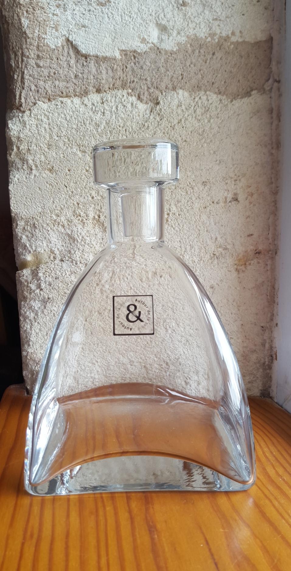 Carafe à vin décanteur