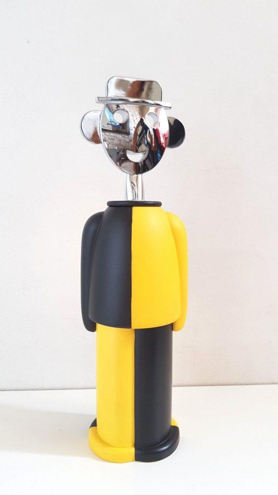"""Tire-bouchon Alessi – Alessandro M. """"Siena"""" édition limitée"""