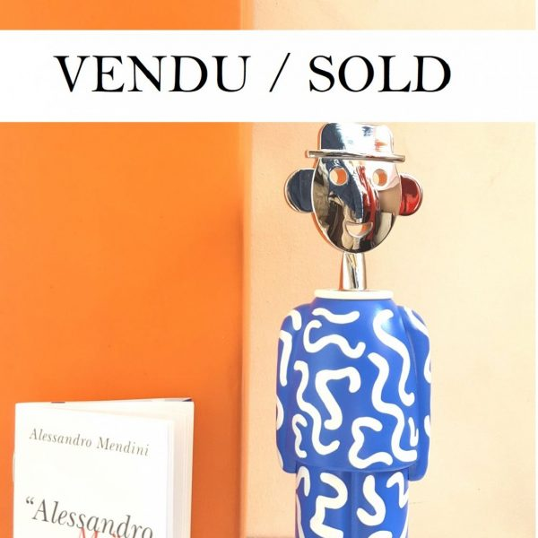 """Alessandro M. """"Delft"""" – Alessi Corkscrew limited edition"""