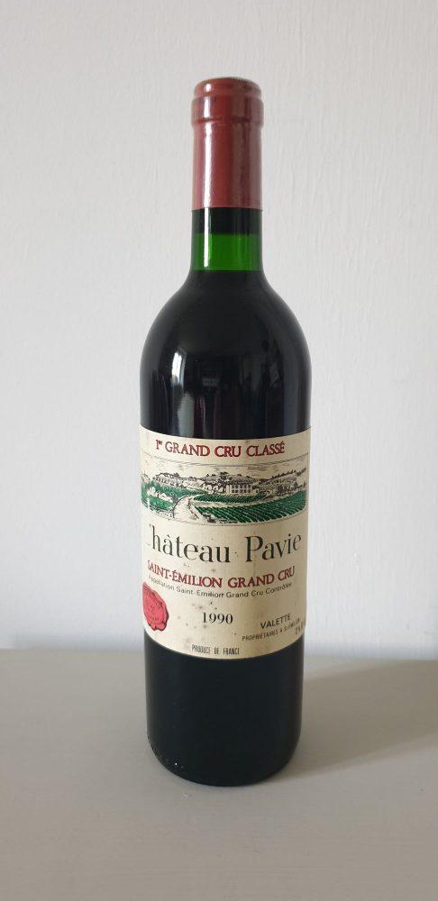 Château Pavie 1990