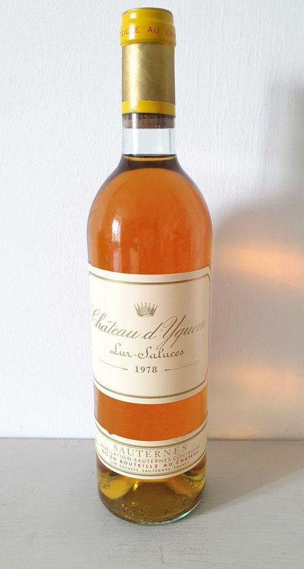 Château d'Yquem 1978