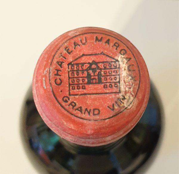 Capsule Château Margaux 1968