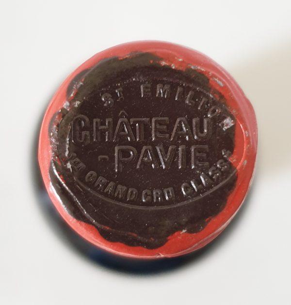 Capsule Château Pavie 1983