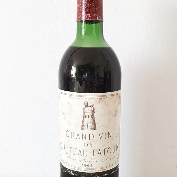 Château Latour 1968