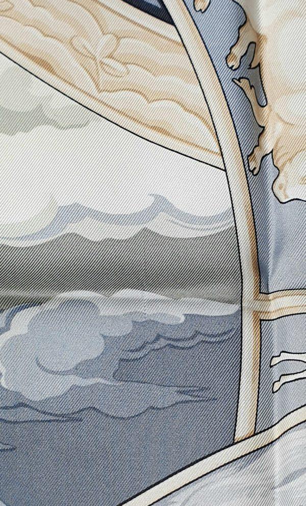 Carré Hermès Rythmes du Monde